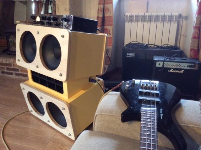 bass guitar speaker cabinet